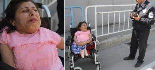 Küçük yaşta cam kemik hastalığına yakalanan Ayşe Camgöz, evinden çıkıp arkadaşlarıyla buluşmaya gidecekti ama…