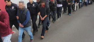 Polis, 'Çavuş' lakaplı çete üyesinin peşinde!