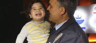 2 yaşındaki bebek evden kaçtı! Bakın nerede bulundu