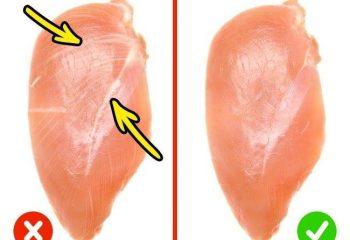 Tavuk göğsünün üzerinde bu şekilde çizgi varsa SAKIN almayın!