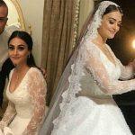 """Diriliş Ertuğrul""""un Halime Sultan'ı Esra Bilgiç Töre: """"Gökhan'la evli olmak bir gurur"""""""