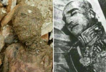 O mumyanın kim olduğu ortaya çıktı! 1925-1941 yılları arasında…