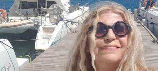 Füsun Önal deniz sezonunu Bodrum'da açtı ve 71 yaş pozunu işte böyle verdi