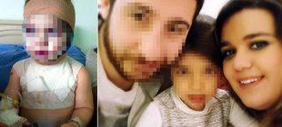 İki çocuğuna işkence yapıp arkadaşlarıyla buluşmaya giden anne için karar çıktı!