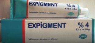 Expigment Krem Nedir, Nasıl Kullanılır? Faydaları Nelerdir?