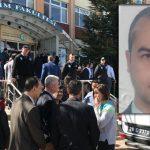 Eskişehir'de üniversitede silahlı saldırı… 4 öğretim üyesi öldürüldü.
