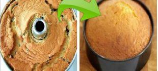 Kabaran Kek Yapmanın Püf Noktaları