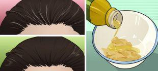 Beyaz saçlar için evde harika doğal çözümler