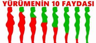 Her gün en az 15 dakika yürürsen vücudunda meydana gelen 10 mucizevi değişiklik