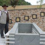 """Ünlü oyuncu Yakup Yavru kendisine mezar yaptırdı: """"Baktıkça ölesim geliyor"""""""