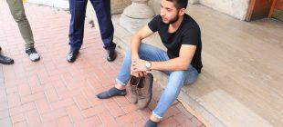 Son dakika… Tramvayda insanlık dersi veren genç Iraklı çıktı İşte o gençle yapılan röportaj