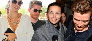 Adriana Lima: Yanıma yerleş Metin