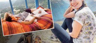Turizm öğrencisi Elif Omput 6 yılda otostopla 26 bin kilometre kat etti