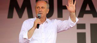 Muharrem İnce: Vergiler inecek, Kanal istanbul'u durduracağız