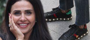 Günel Zeynalova: En az üç yüz çift ayakkabım ve onlarca çantam var