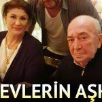 43 yıldır mutlu bir evlilikleri olan İnanoğlu ile Bubikoğlu böyle görüntülendi..