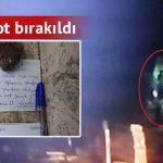 Gece Saatlerinde Mezarlıkta 'ağlayan kız' mahalleyi karıştırdı halk polisi aradı ve bir not bıraktı