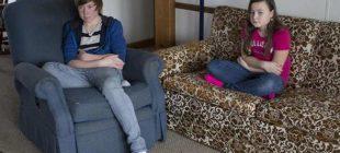 T*cavüzden kaçan kadın yan evin kapısını çaldı… 14 yaşındaki çocuk hayatını bakın nasıl kurtardı