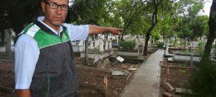 'Mezarlıktaki gizemli kızı ilk gören benim'