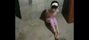 Antep'te 6 yaşındaki çocuğu kaçırıp babasına bu fotoğrafı gönderdiler… Bakın neden kaçırmışlar