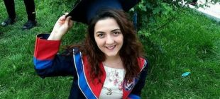 Dünyalar güzeli Üniversite öğrencisi mezuniyet günü kazada hayatını kaybetti olay bakın nasıl gerçekleşmiş