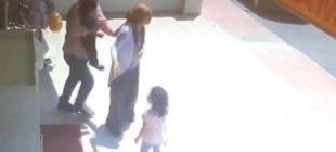 Ölmemek için kadın ve çocukları kendisine siper etti… İşte o inanılmaz görüntüler