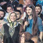 Nihat Hatipoğlu'nun programında 'erkekte uzun saç haram mı?' sorusu