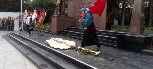 Polis, kadının kimliğinin belirlenip yakalanması için çalışma başlattı…