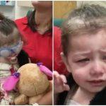 Doğuştan Görme Yetisini Yitiren Küçük Kız Operasyon Sonrası Annesini İlk Kez Gördü Ve Böyle Heyecanlandı