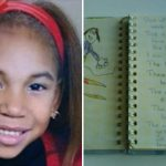 8 Yaşındaki Torununu İşkence Ederek Öldürdü – Polis Kızın Günlüğünü Okuyunca Gözyaşlarını Tutamadı