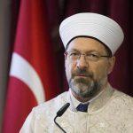 Diyanet İşleri Başkanı Ali Erbaş: Ülkedeki hafızların sayısı artmalı
