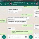 Whatsapp'tan çocukları istismar etmeye çalışan pedofili erkek teşhir edildi