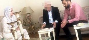 Alişan ile Buse'nin imam nikahını bakın kim kıydı