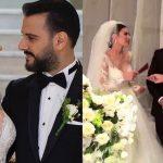 Alişan ve Buse Varol evlendi! Cumhurbaşkanı Recep Tayyip Erdoğan eşi Emine Erdoğan ile birlikte katıldı