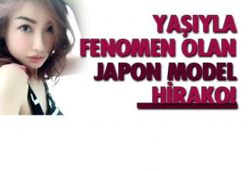 Japon modelin yaşını duyan kulaklarına inanamıyor, sırrını mutlaka öğrenmelisiniz