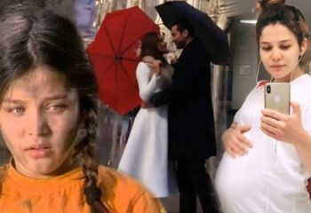 Üvey Baba'nın Lamia'sı Burçin Abdullah anne oldu