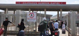 83 bin Suriyeli bayram tatili için ülkesine döndü bayram sonu tekrar gelecekler