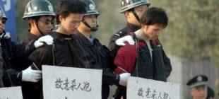 Çin'de çocuk kaçıranlara idam cezası!