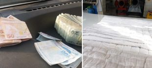 Yorganı yıkamaya verdiler! İçinden deste deste para çıktı, Yıkamacılar o parayı bakın ne yaptı