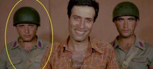 'Kibar Feyzo' filmindeki askerin son hali… (Aslan Cergel'in son hali)