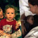 Ceyda Düvenci: İki gündür oğlumla hastanedeyim çünkü bakacak kimse yok!