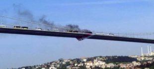 15 Temmuz Şehitler Köprüsü'nde intihar