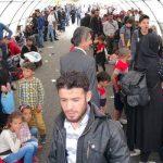 Bayram tatili 4 günde 3 bin Suriyeli ülkesine gitti