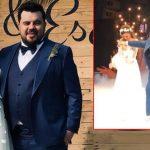 Oyuncu Eser Yenenler ile Miss Turkey 2015'te dördüncü güzel seçilen Berfu Yıldız, dünya evine girdi. Düğüne ünlüler adeta akın etti