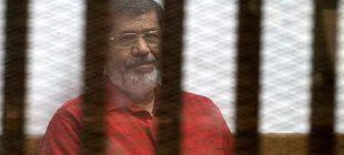 Son Dakika: Mısır'ın devrik eski cumhurbaşkanı Muhammed Mursi hayatını kaybetti